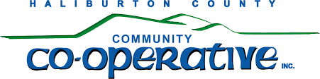 Haliburton County Community Colective logo