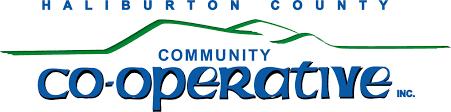 Haliburton County Community Colective logo