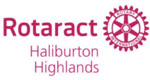 Rotaract Haliburton Highlands logo